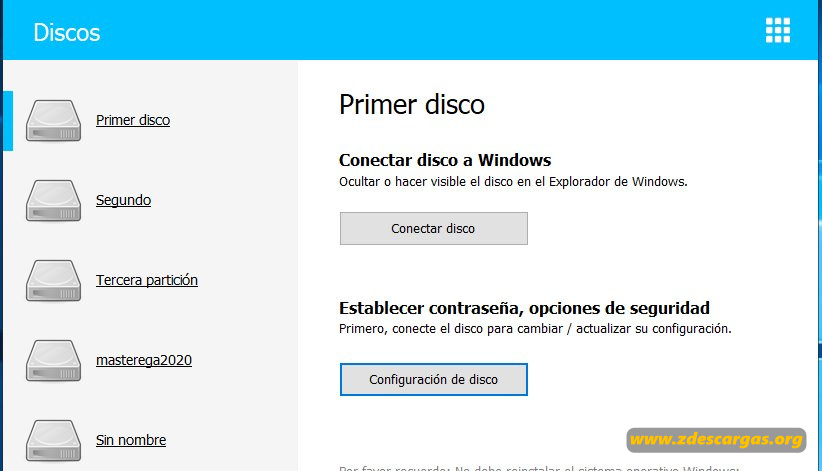 Secret Disk 2020 Full Español