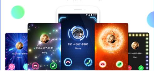 Color Phone Flash Cartaz