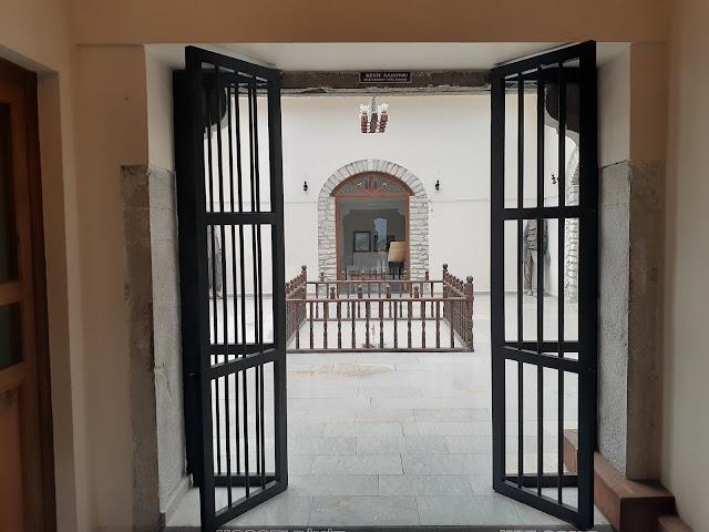 Safranbolu Kent Tarihi Müzesi, Eski Cezaevi, Demir Parmaklıklar - Safranbolu, Karabük