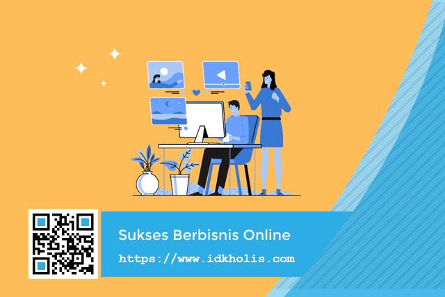 Sukses Berbisnis Online