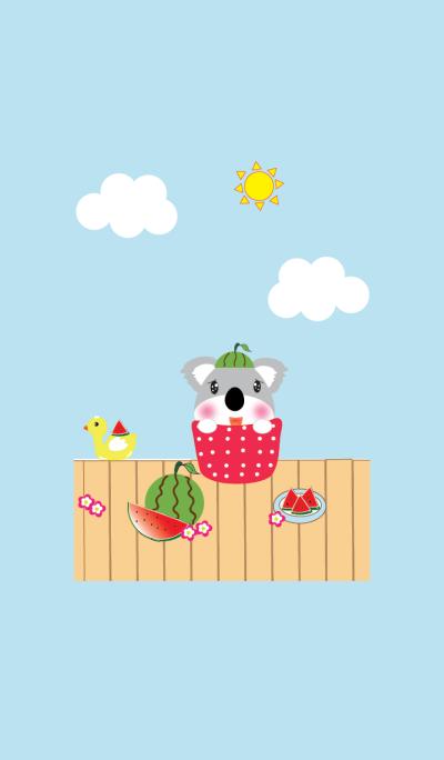 Cute Koala theme (JP) v.4