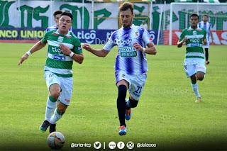 Oriente Petrolero recibirá a Real Potosí en el Estadio de Real Santa Cruz - Carmelo Algarañaz - Ricky Añez - DaleOoo
