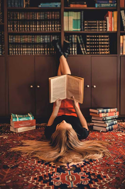 Lecturas para el día del libro (Pexels)