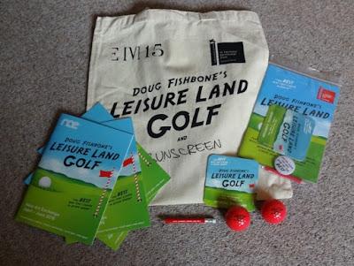 Doug Fishbone's Leisure Land Golf merchandise
