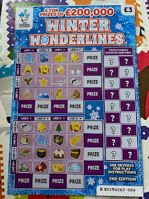 £3 Winter Wonderlines 2019