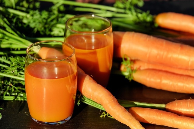 Benefits of carrots salad - health and beauty guide live