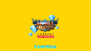 Cara Top Up Diamond Mobile Legends Lewat Pulsa Indosat