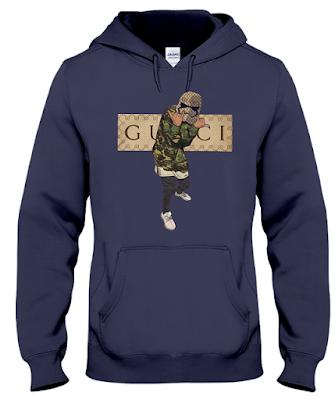 Star wars Stormtrooper Beyond The Armor Helmet Gucci T Shirt and Hoodie
