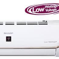 ac sharp low watt hemat energi