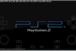 Cara Memainkan Game PS2 di Android dengan DamonPS2 Pro+BIOS tanpa Parallel Space no Root