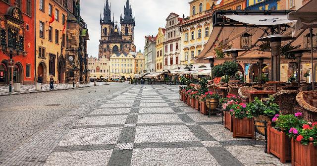 Informações gerais sobre Praga na República Checa