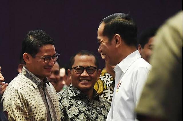 Sandiaga Uno Dukung UU Omnibus Law, CEO AMI Foundation: Selamat Tinggal Bro Sandi!