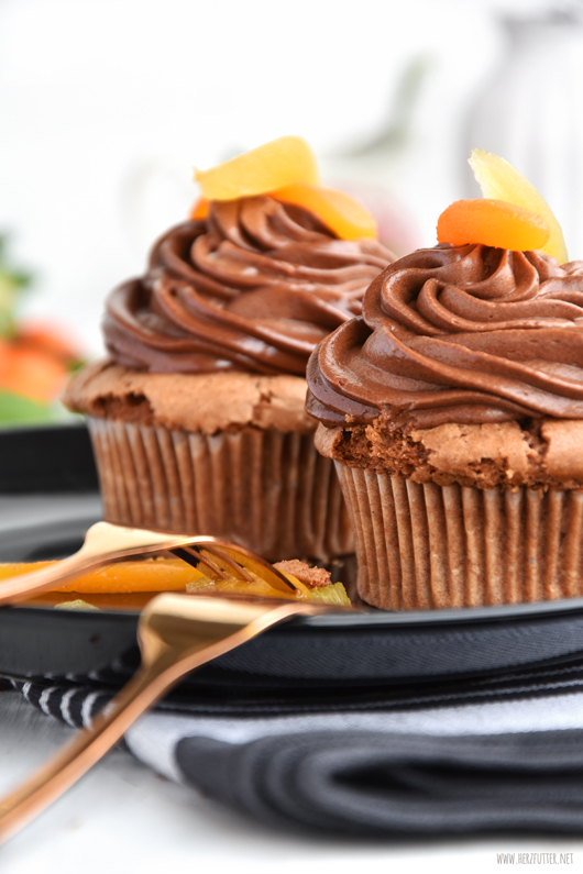 Cupcakes á la Sacher