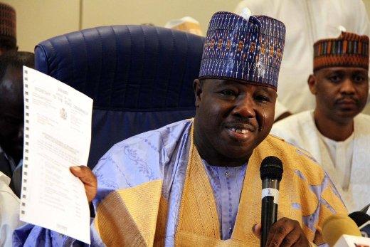 Senator Ali Modu Sheriff dumps former President Jonathan