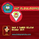 Lomba Pramuka Penggalang HUT ALBULARANG XVI 2019 - SMAN 2 Tambun Selatan