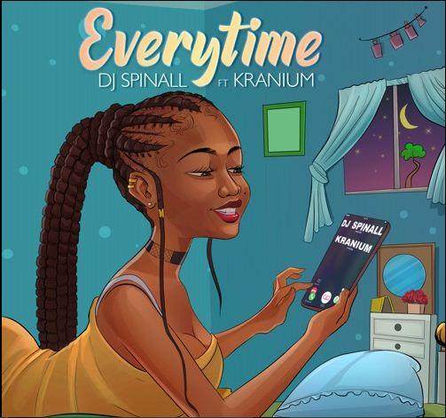 DJ Spinall - 'Every Time' ft. Kranium