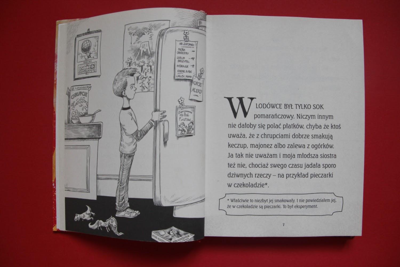 """""""Na szczęście mleko"""" Neil Gaiman"""