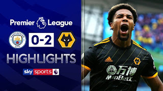 Manchester City vs Wolverhampton