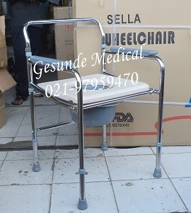 Bangku Commode Chair FS896