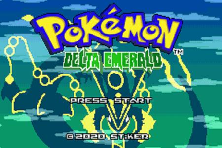 Detalhes Pokémon Delta Emerald e mais