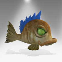 Punk Fish - Pirate101 Hybrid Pet Guide