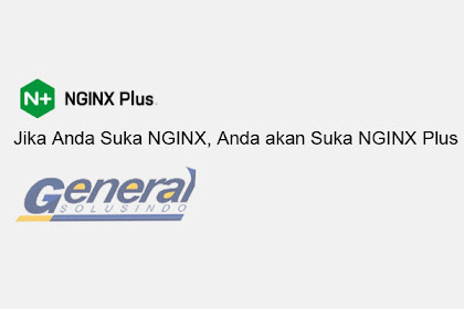 NGINX Plus Load Balance, Web Server, In Indonesia