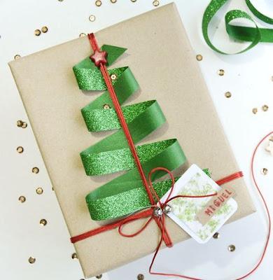 20 idéias de laços  para tornar seus presentes mais especiais