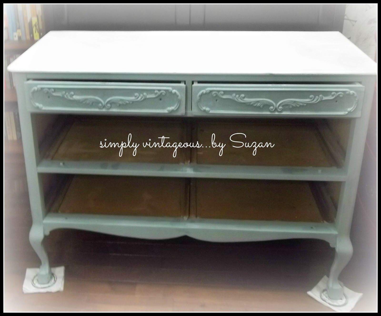 Simply Vintageous By Suzan Makeover Fit For A Princess