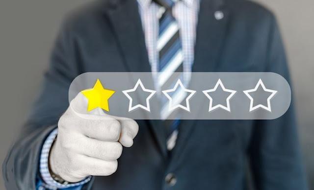 google reviews vs yelp ratings versus facebook recommendations