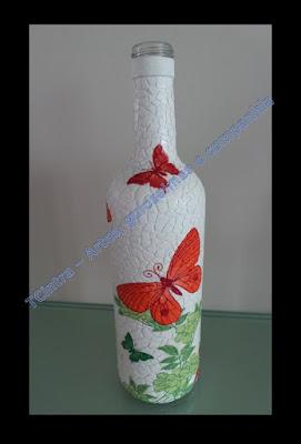 casca de ovo; reciclagem de garrafas; mosaico; artesanato; verniz vitral; decoupagem; decoração; faça você mesmo; decoupage