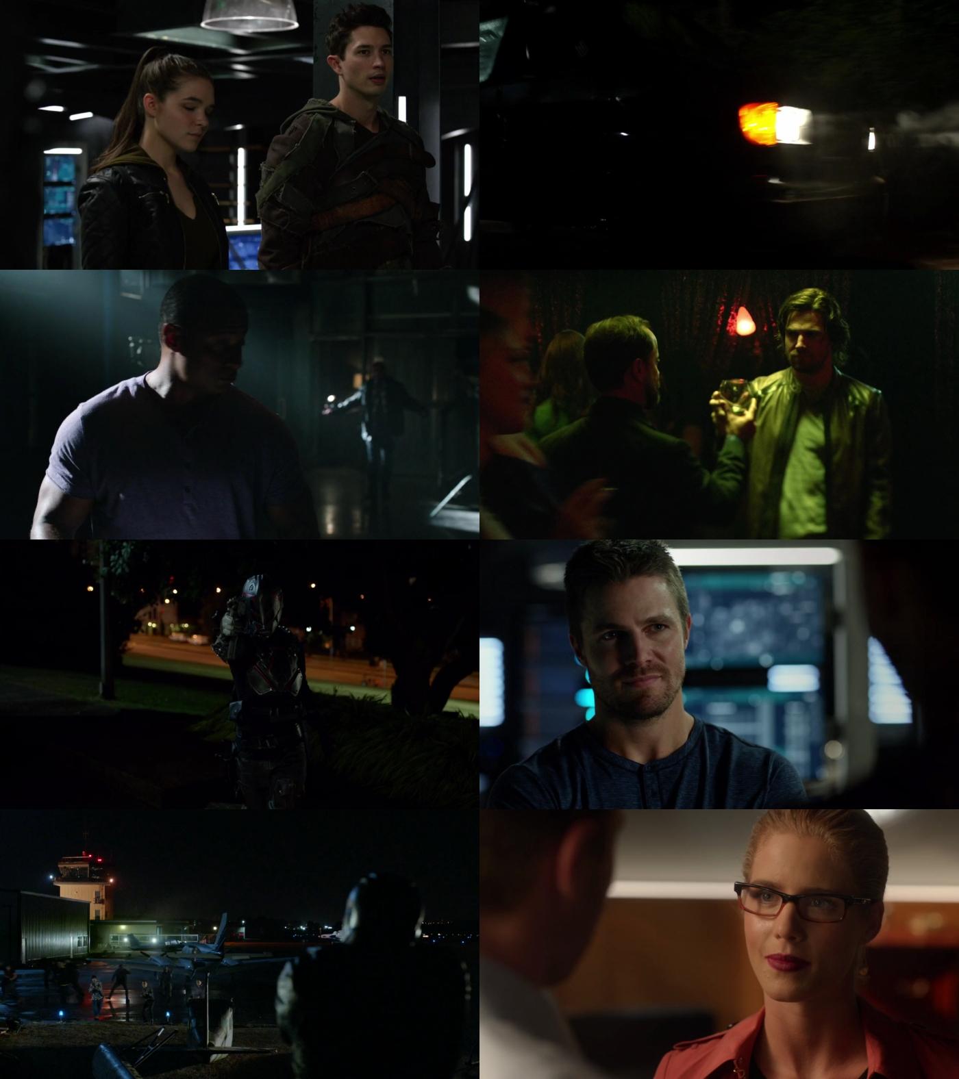 Arrow Temporada 5 720p Latino