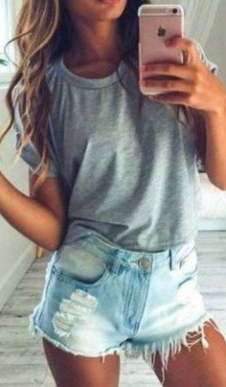 Cute and Cool Summer Outfit Ideas to Copy