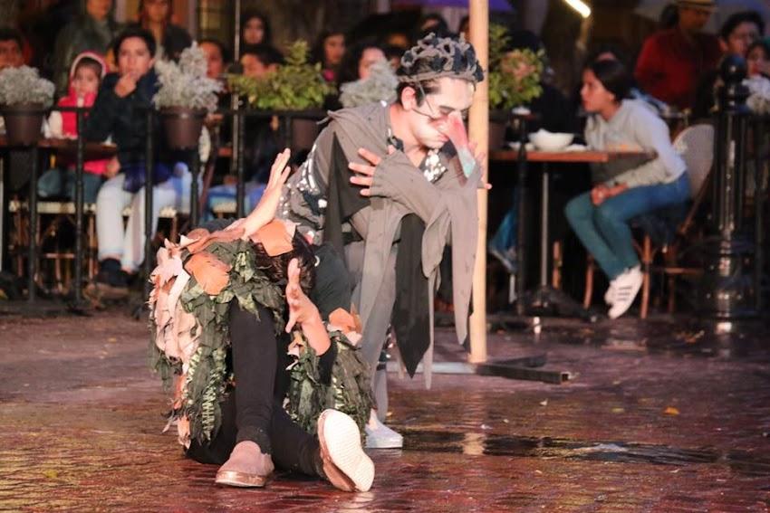 Festival de Teatro del Calle Zacatecas 2019