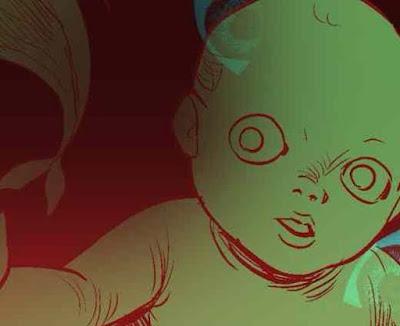 Baca Webtoon Nightmare Diary Full Episode