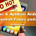 Beberapa Fitur dan Aplikasi Penyebab HP Android Panas