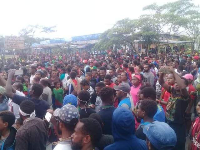 Mahasiswa asal Yahukimo Minta Dikuliahkan di Papua atau Negara Pasifik