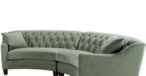 Sofa Online Store Small Curved Sofa