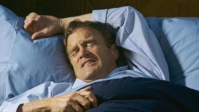 الرعشة-اثناء-النوم