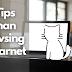 7 Tips Aman Browsing Di Warnet