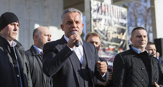 Dezessete pessoas foram detidas na Moldávia e na Ucrânia, os suspeitos estavam planejando matar um dos políticos mais poderosos da Moldávia