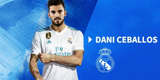 OFICIAL: Dani Ceballos irá reforçar o Real Madrid