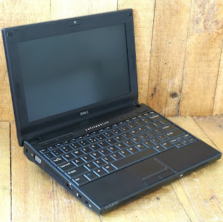 Laptop DELL Latitude 2110 Second di Malang