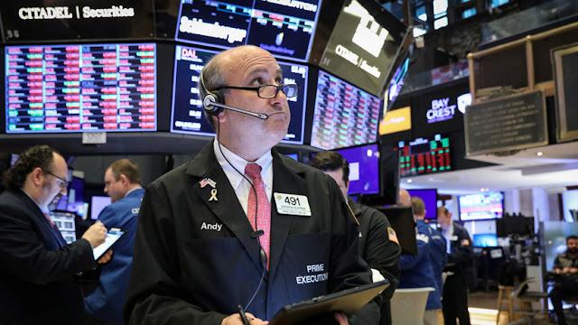 """El Dow Jones pierde 400 puntos tras la declaración de Mueller y peticiones de """"impeachment"""""""