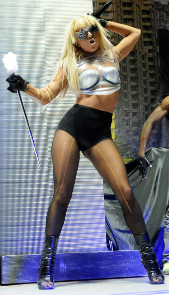 What The Heck Trending Now Lady Gagas Sexiest Photos