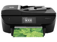 HP Officejet 5745 downloads driver para o Windows e Mac