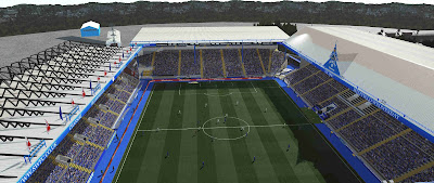 PES 2019 Hillsborough Stadium by Orsest
