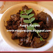 Rosy's Recipes: Chicken Hearts Fry