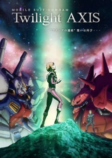 Mobile Suit Gundam: Twilight Axis Episode 01-06 [END] MP4 Subtitle Indonesia