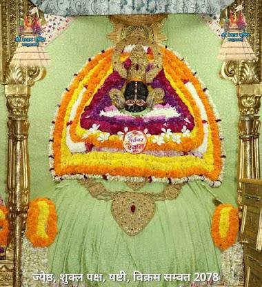Khatu Shyamji Ke Aaj 16 June Ke Darshan