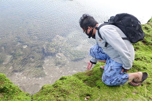 Pantai Jolangkung Malang New Normal 2020